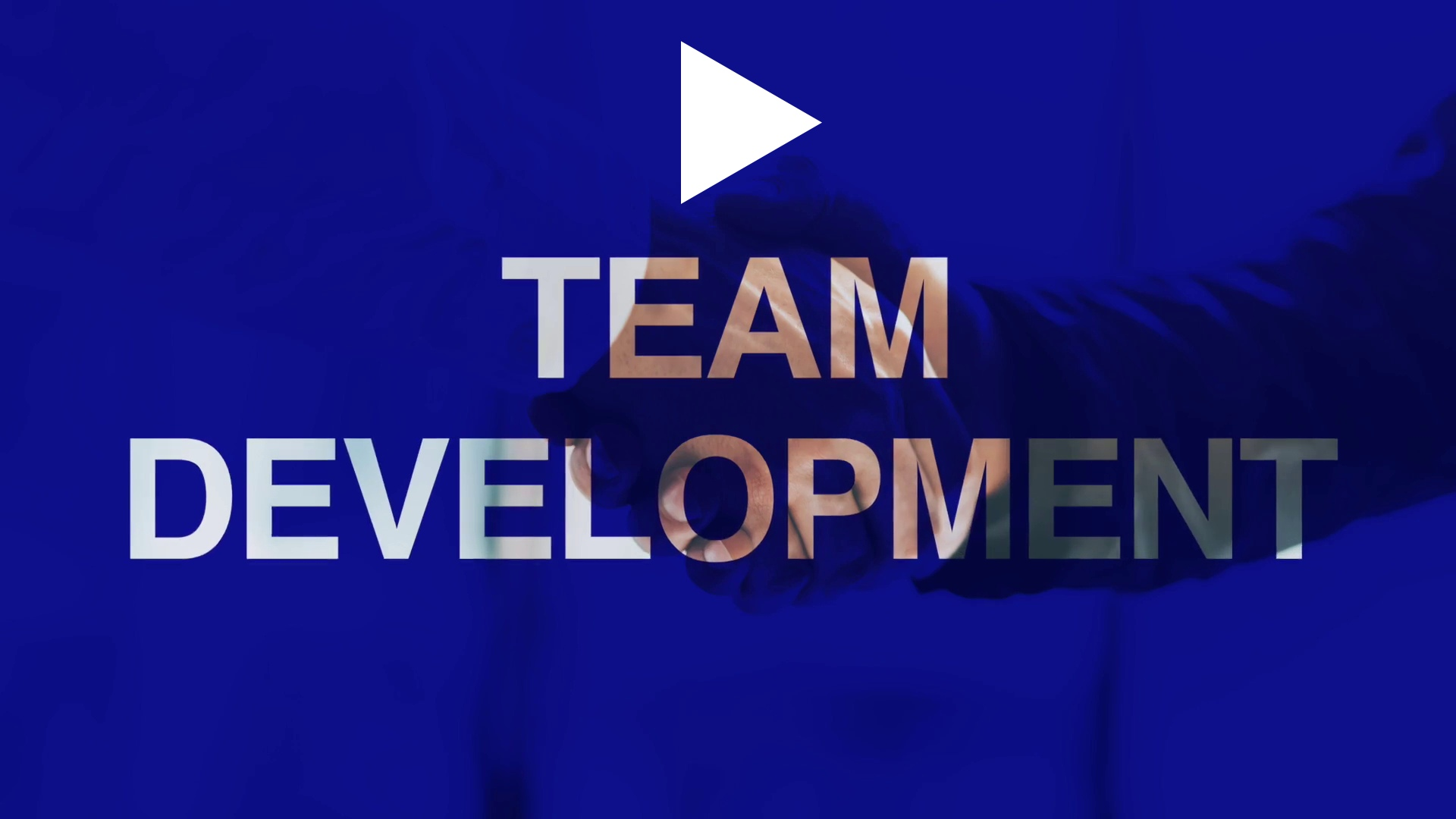 Team development and facilitation